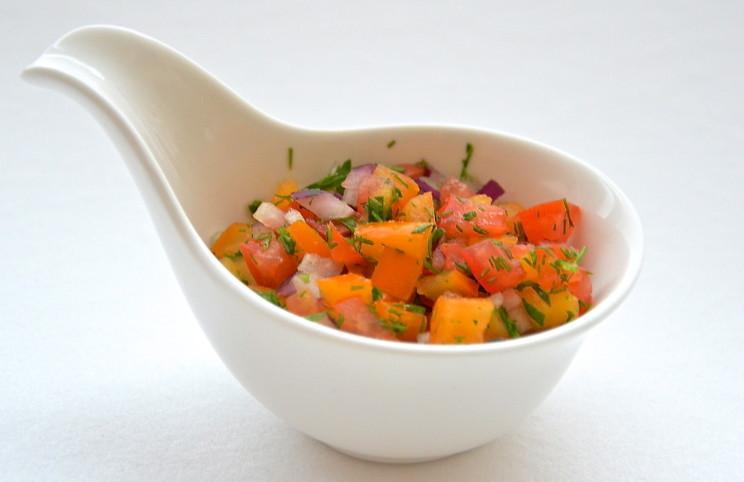 Рецепт Кашик-салат