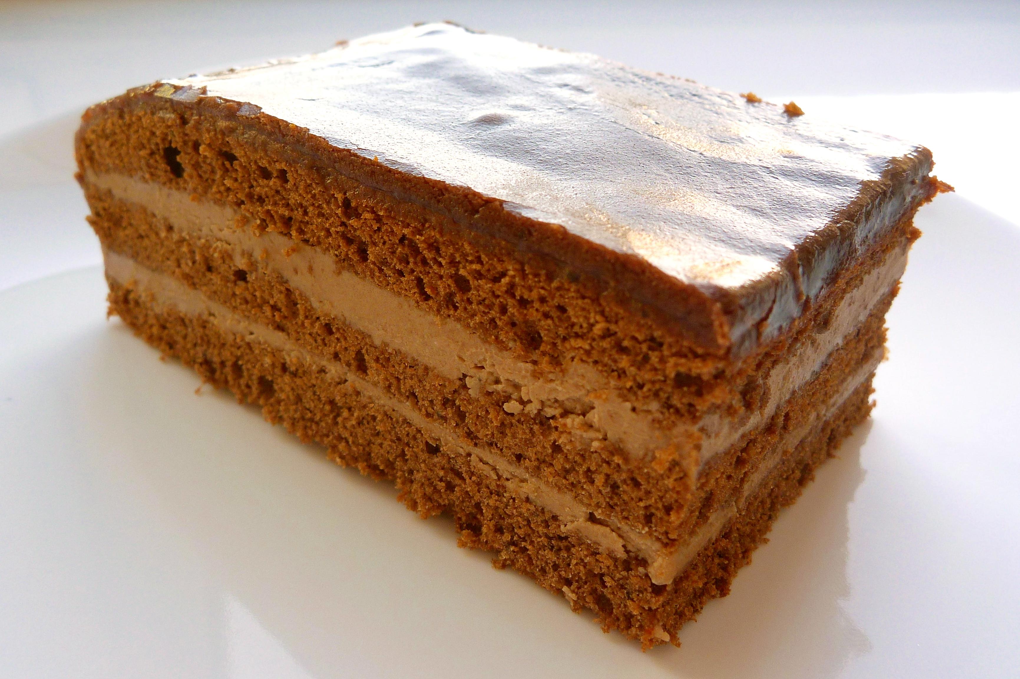 Торт пражский рецепт с пошаговым