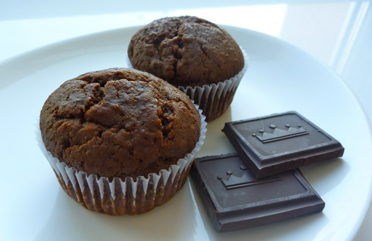 Рецепт Шоколадные маффины