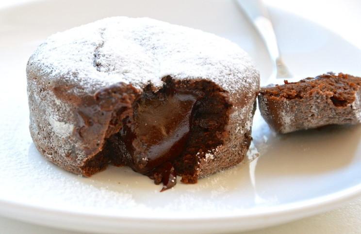 Рецепт Тающий шоколад