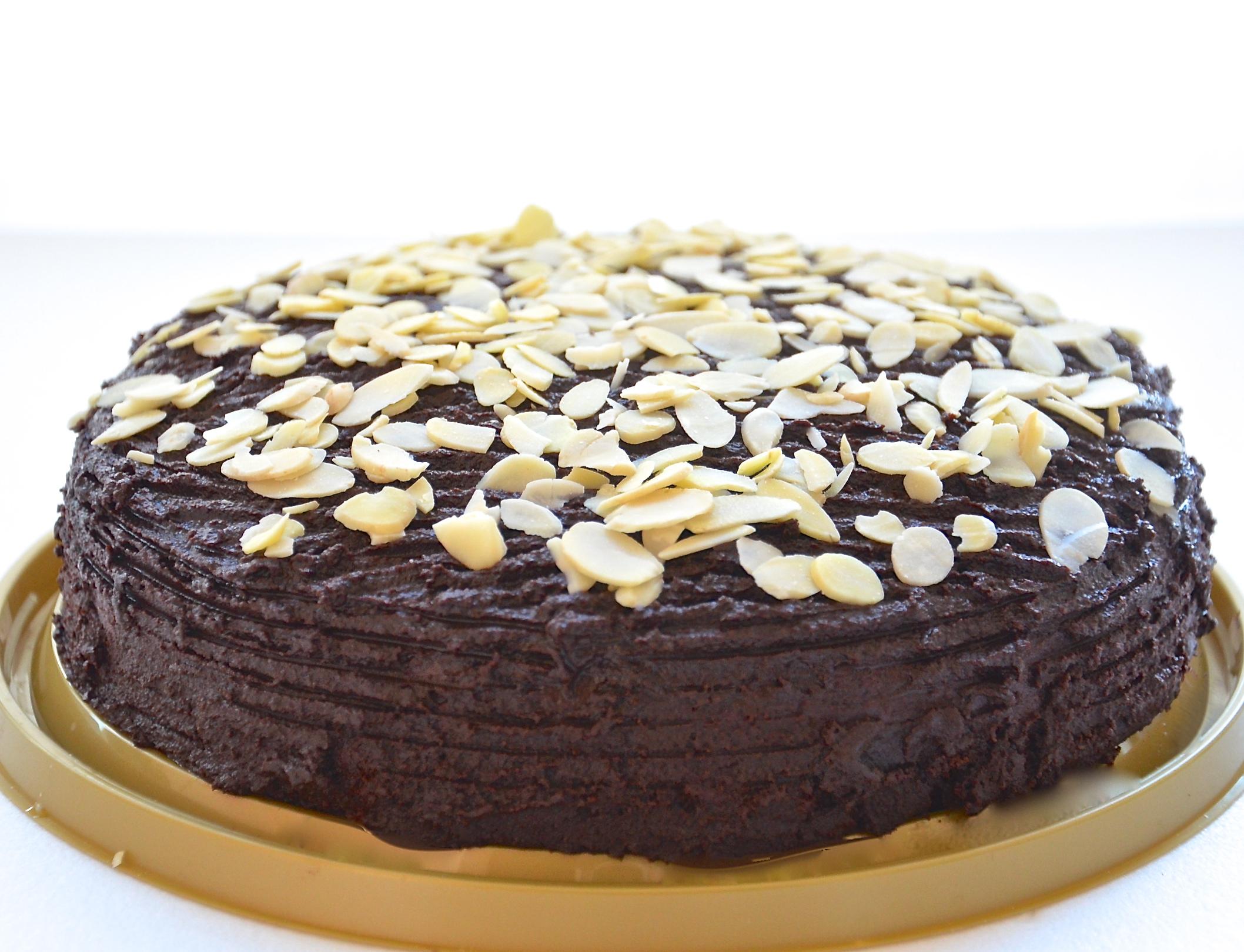 Рецепт пирога негр