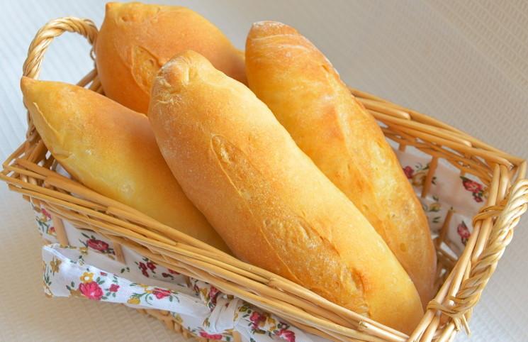 Рецепт Пшеничные хлебцы