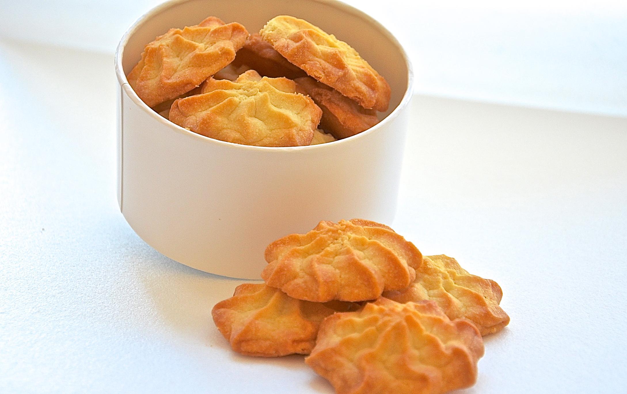 Рецепт рассыпчатого печенья в домашних условиях
