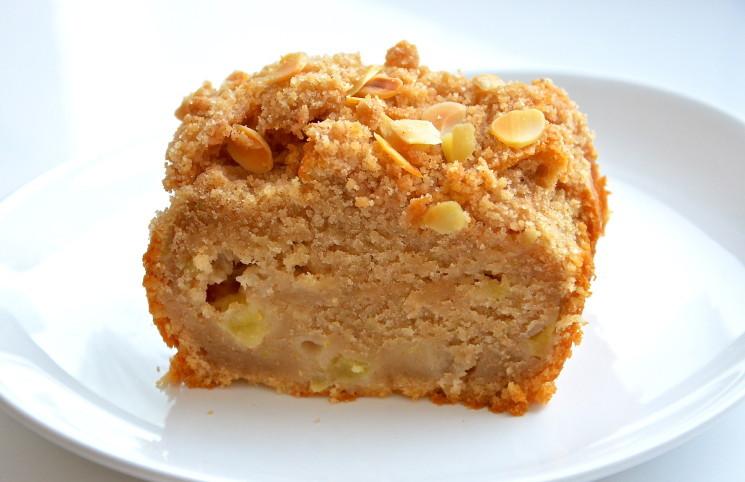 Рецепт Яблочный кекс