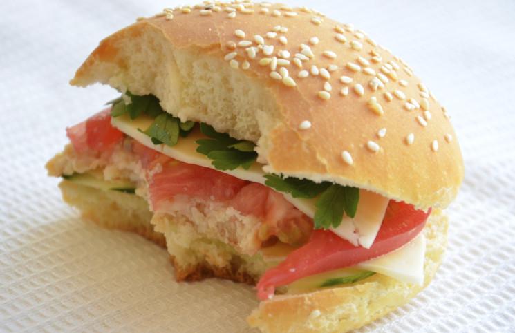 Рецепт Гамбургер