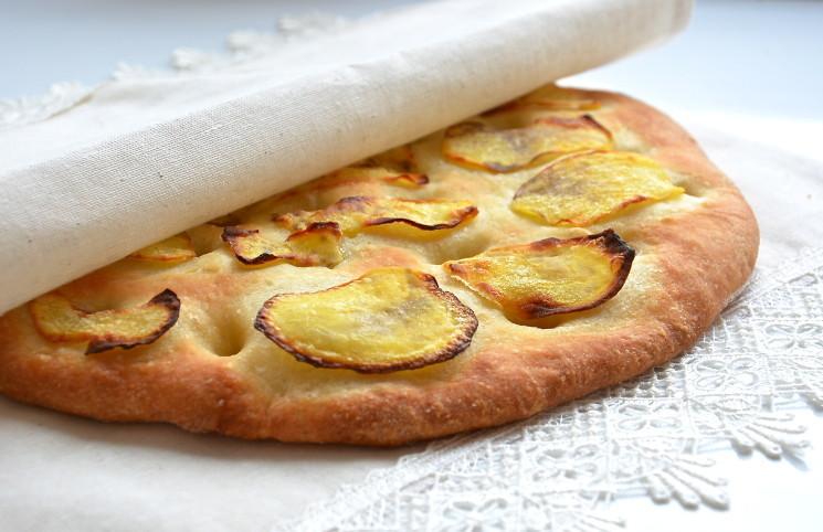 Рецепт Фокачча с картошкой