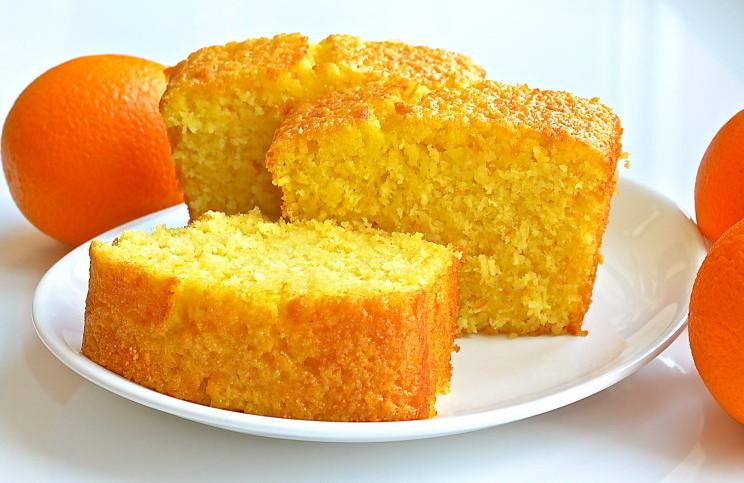 Рецепт Апельсиновый пирог