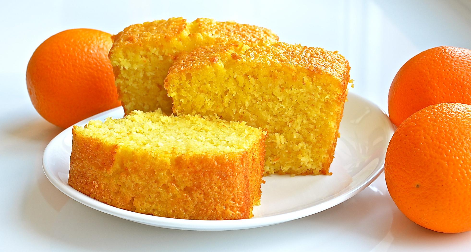 Морковный пирог с цедрой лимона рецепт