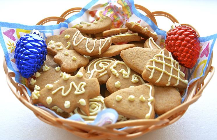 Рецепт Рождественское печенье
