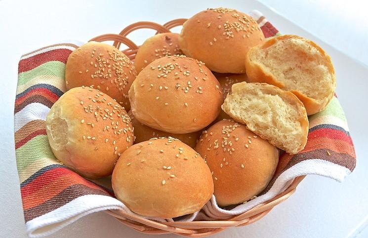 Рецепт Сырные булочки