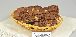 Рецепт Шоколадные бискотти