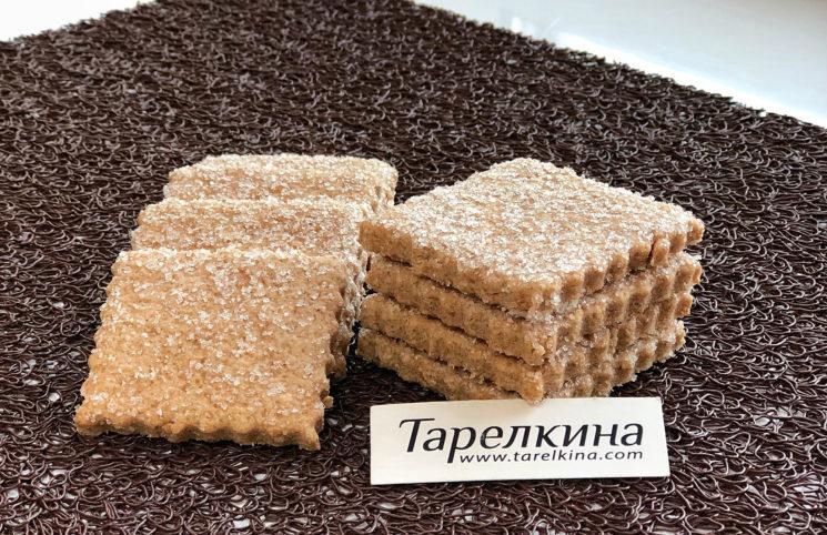 Печенье из цельнозерновой муки