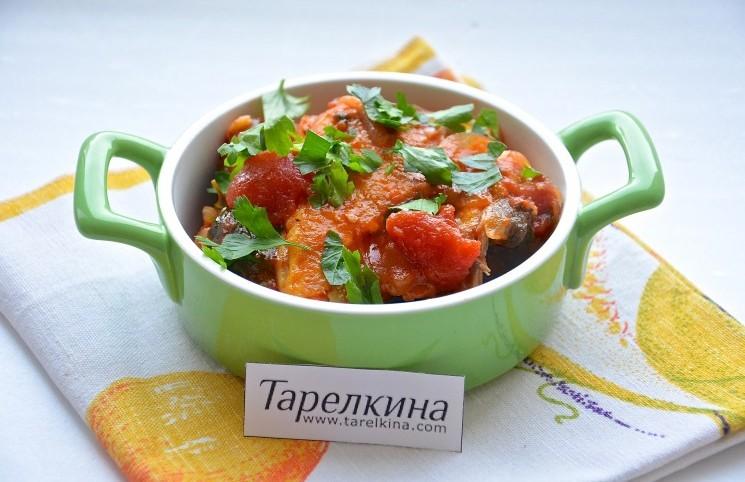 Рецепт Чахохбили