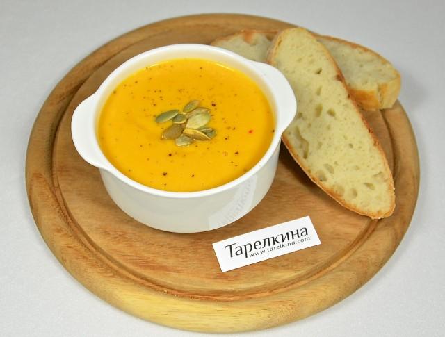 Рецепт Тыквенный суп-пюре