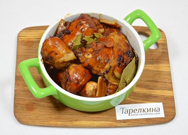 Рецепт Цыпленок жареный