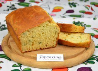 Кукурузный хлеб содовый