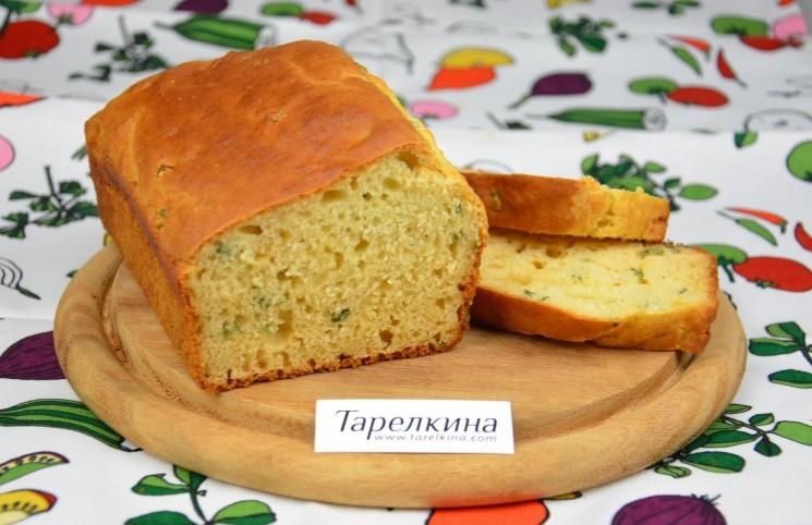 Рецепт Кукурузный хлеб содовый