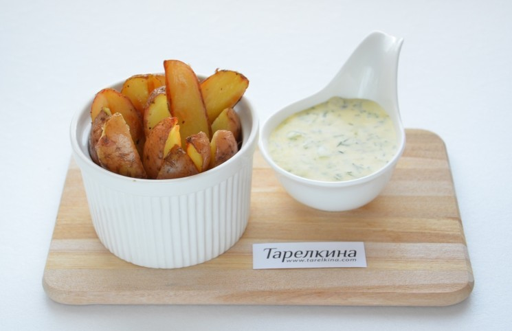 Рецепт Картошка по-домашнему