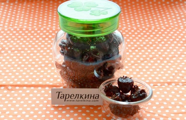 Рецепт Цукаты из клубники