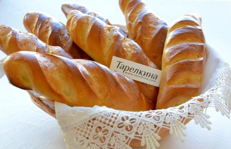 Рецепт Венский хлеб