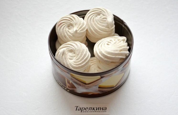 Рецепт Банановый зефир