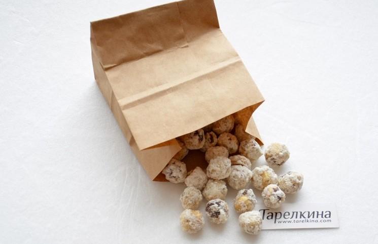 Рецепт Орехи в сахаре
