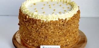 Торт Винни Пух