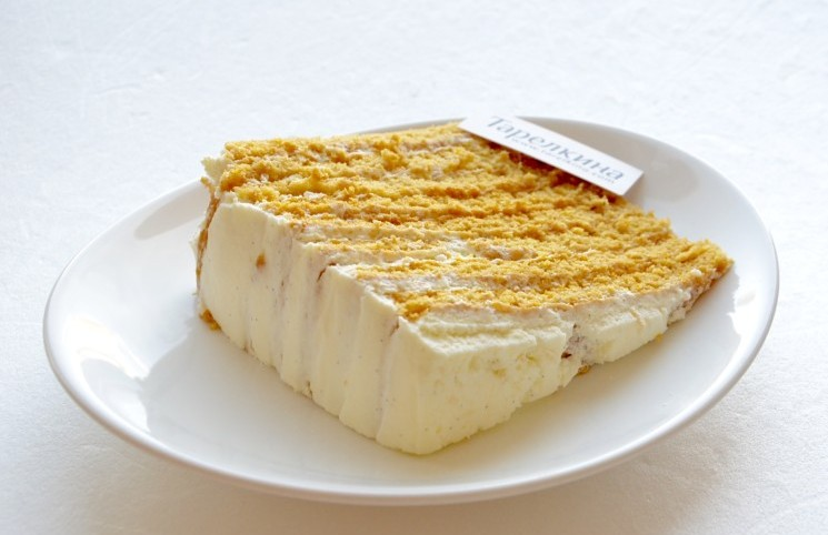 Торт Польский медовик