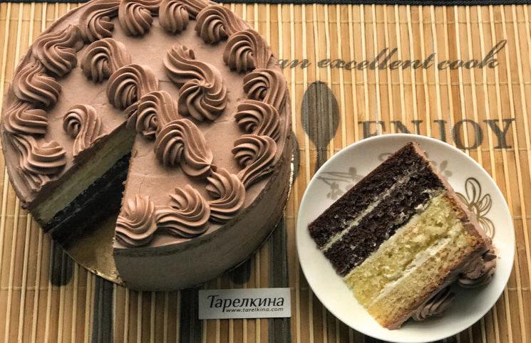 Торт Золотой ключик